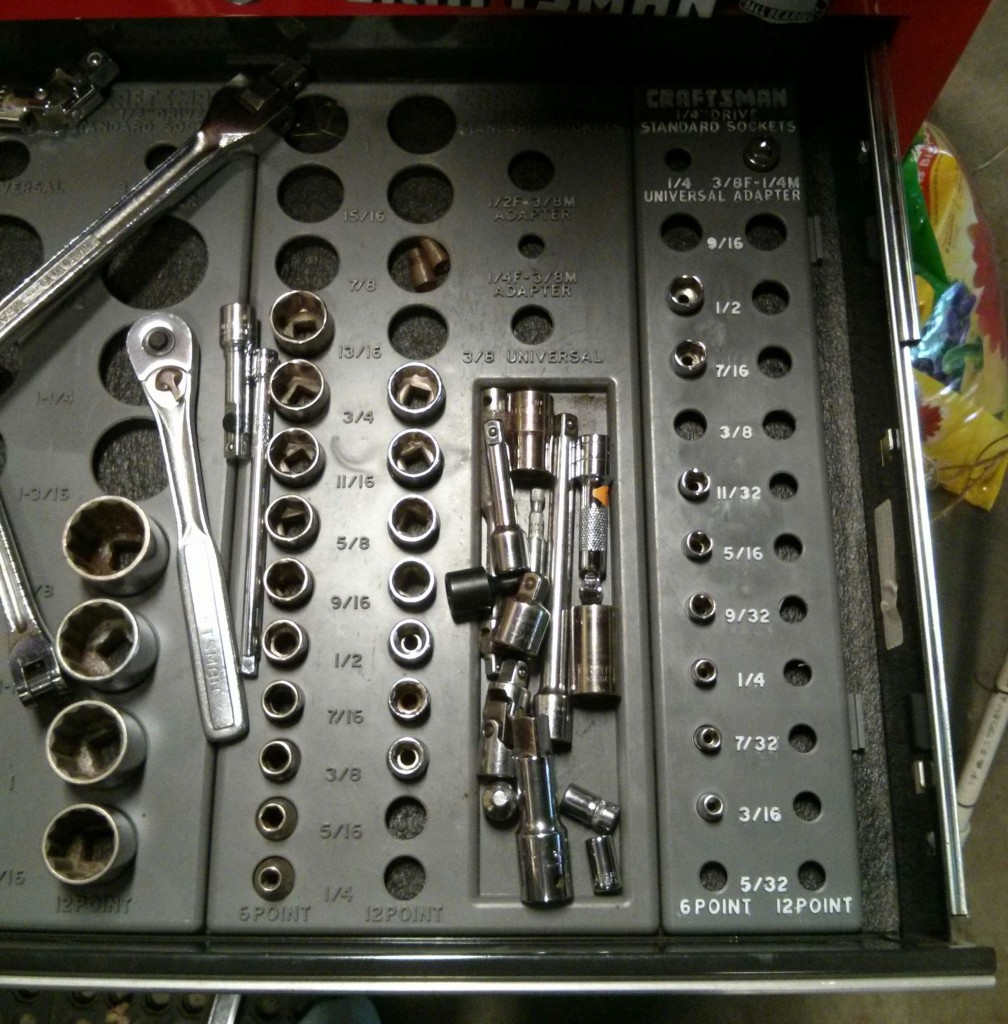 Imperial Test in Drawer